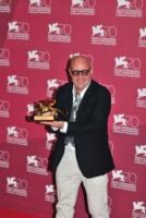 Gianfranco Rosi - Venezia - 07-09-2013 - Oscar 2017: Fuocoammare vola agli Academy Awards