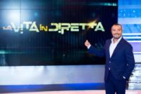 Franco Di Mare - Roma - 08-09-2013 - La Vita in Diretta, prima puntata col botto Canalis