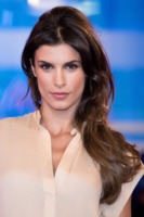 Elisabetta Canalis - Roma - 08-09-2013 - La Vita in Diretta, prima puntata col botto Canalis