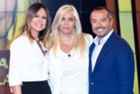 Franco Di Mare, Paola Perego, Mara Venier - Roma - 08-09-2013 - La Vita in Diretta, prima puntata col botto Canalis