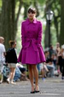 Lea Michele - New York - 09-09-2013 - La primavera è arrivata: è tempo di trench!