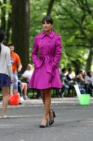 Lea Michele - New York - 09-09-2013 - L'autunno è alle porte: è tempo di trench!