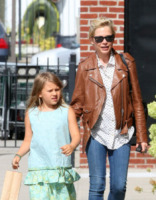 Matilda Ledger, Michelle Williams - New York - 09-09-2013 - Mamme single? Sì, con stile e... di successo!