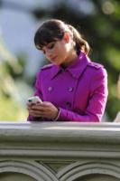 Lea Michele - New York - 09-09-2013 - Gli smartphone influenzeranno l'evoluzione dell'uomo