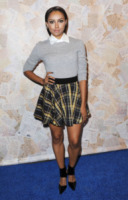 Kat Graham - New York - 09-09-2013 - Primavera bon ton: tutte preppy-chic con il colletto