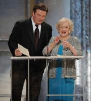 Betty White, Alec Baldwin - Los Angeles - 30-01-2011 - Betty White, un'attrice da Guinness dei Primati