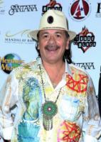 Carlos Santana - Las Vegas - 10-09-2013 - Abusi e molestie: il lato oscuro dell'infanzia dei vip