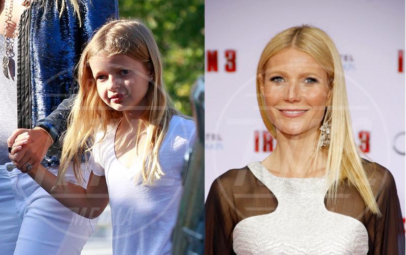 Apple Martin, Gwyneth Paltrow - 11-09-2013 - Tutta sua mamma… e a volte suo papà!