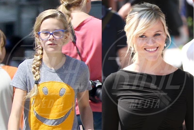 Ava Philippe, Reese Witherspoon - 28-03-2014 - Tale genitore tale figlio: Jack Black e il suo mini-me