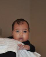 North West - 24-08-2013 - Kim Kardashian e Kanye West presto sposi