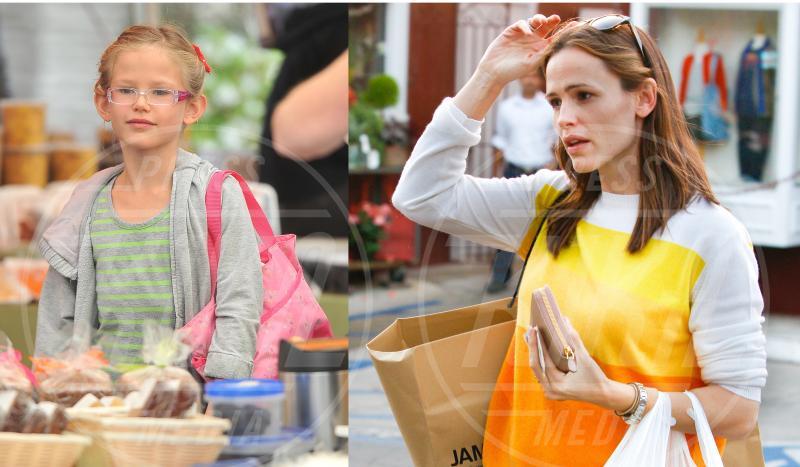 Violet Anne Affleck, Jennifer Garner - 11-09-2013 - Tutta sua mamma… e a volte suo papà!