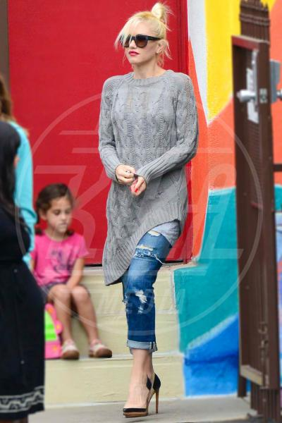 Gwen Stefani - Beverly Hills - 10-09-2013 - Il maglione è la soluzione per la… fredda stagione!
