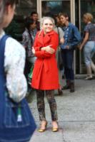 AnnaSofia Robb - New York - 11-09-2013 - Sarà un inverno caldo… con un cappotto rosso!