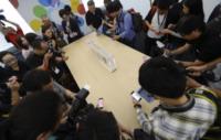 iPhone 5c - Pechino - 11-09-2013 - Ecco i nuovi iPhone orgoglio della Apple