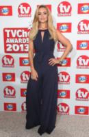 Catherine Tyldesley - Londra - 09-09-2013 - La tuta glam-chic conquista le celebrity