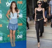 Miley Cyrus - 12-09-2013 - Miley e le altre: da Disney a Lolita