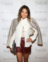 Jeannie Mai - New York - 11-09-2013 - New York Fashion Week: il backstage della sfilata Theia