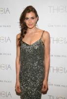 Erin Brady - New York - 11-09-2013 - New York Fashion Week: il backstage della sfilata Theia