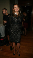 Elizabeth Scokin - New York - 11-09-2013 - New York Fashion Week: il backstage della sfilata Theia