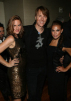 Don O'Neill, Amy Trucks, Toni Trucks - New York - 11-09-2013 - New York Fashion Week: il backstage della sfilata Theia