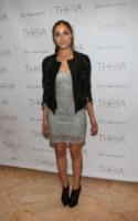 Olivia Culpo - New York - 11-09-2013 - New York Fashion Week: il backstage della sfilata Theia