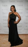 Melyssa Ford - New York - 11-09-2013 - New York Fashion Week: il backstage della sfilata Theia