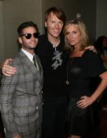 Don O'Neill, Josh Flagg, Sonja Morgan - New York - 11-09-2013 - New York Fashion Week: il backstage della sfilata Theia
