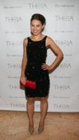 Rebecca Blumhagen - New York - 11-09-2013 - New York Fashion Week: il backstage della sfilata Theia