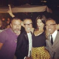 Elisabetta Canalis - Los Angeles - 13-09-2013 - Dillo con un tweet: la Canalis festeggia i 35 anni a Milano