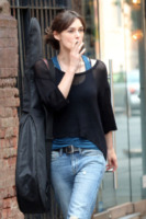 Keira Knightley - New York - 09-07-2012 - Romee Strijd, ma quel punto vita non è troppo sottile?