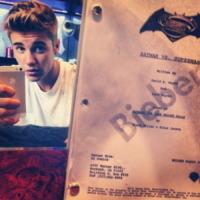 Justin Bieber - 14-09-2013 - Justin  Bieber  sarà Robin, anzi no!