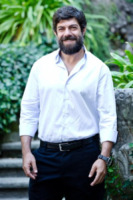 Pierfrancesco Favino - Roma - 13-09-2013 - Chris Hemsworth e Ron Howard presentano Rush a Roma