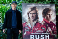 Ron Howard - Roma - 13-09-2013 - Chris Hemsworth e Ron Howard presentano Rush a Roma