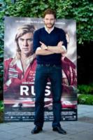 Daniel Bruhl - Roma - 13-09-2013 - Chris Hemsworth e Ron Howard presentano Rush a Roma