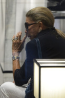 Marina Doria - Roma - 15-09-2013 - Star come noi: beccati con le dita nel naso!