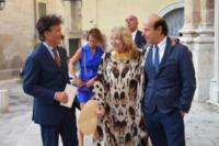 Marta Marzotto - Monopoli (BA) - 14-09-2013 - Violetta Gruosi e Sohrab Bassiri sposi a Monopoli