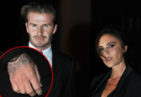 David Beckham, Victoria Beckham - Londra - 16-09-2013 - David Beckham ama sempre più la sua Victoria