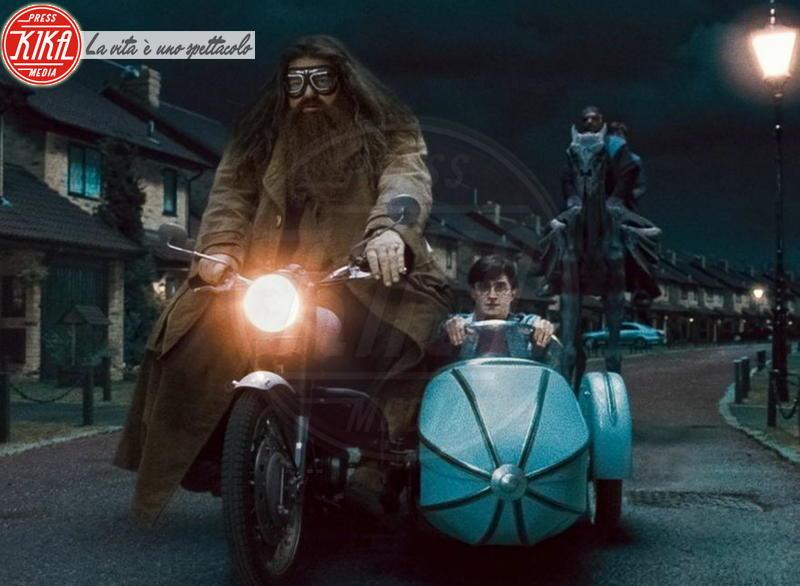 Rubeus Hagrid, Robbie Coltrane, Harry Potter - 17-09-2013 - Harry Potter 70 anni prima: JK Rowling torna a scrivere