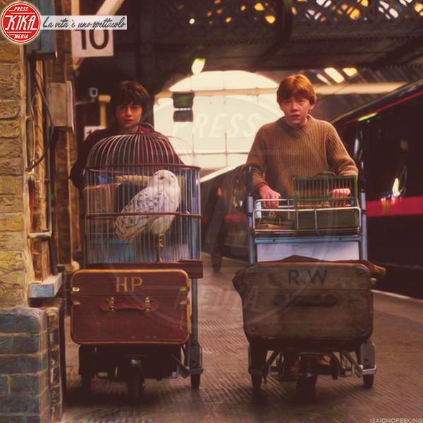 Ron Weasley, Harry Potter - 17-09-2013 - Rupert Grint, il Ron di Harry Potter è un fumatore accanito