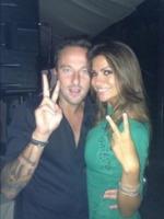 Francesco Facchinetti, Alessia Ventura - Los Angeles - 17-09-2013 - Dillo con un tweet: Nicole Minetti in esilio come Bettino Craxi