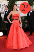 Jennifer Lawrence - Beverly Hills - 13-01-2013 - Kerry Washington è la più elegante al mondo per People