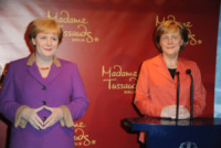 Angela Merkel - Berlino - 19-09-2013 - Angela Merkel è la persona dell'anno per Time