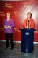 Angela Merkel - Berlino - 19-09-2013 - Quando la celebrity resta… di cera!