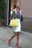 Belen Rodriguez - Milano - 19-09-2013 - Festa della donna? Quest'anno la mimosa indossala!