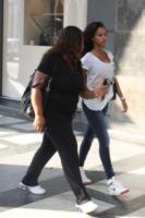 Fanny Neguesha - Milano - 20-09-2013 - Neguesha-Balotelli: così vicini, ma così distanti