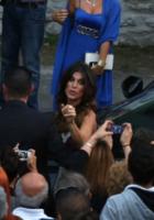 Elisabetta Canalis - Comignago - 20-09-2013 - Matrimonio Rodriguez-De Martino: il fatidico sì alle venti