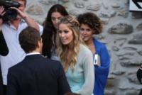 Elena Santarelli - Comignago - 20-09-2013 - Matrimonio Rodriguez-De Martino: il fatidico sì alle venti