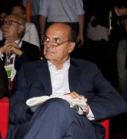 Pierluigi Bersani - Roma - 20-09-2013 - Pierluigi Bersani ricoverato a Parma per un malore