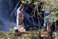 Monica Bellucci - Bosnia - 26-05-2012 - Monica Bellucci incontenibile sul set di The Milky Way