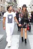 Arnaud Mimran, Claudia Galanti - Milano - 21-09-2013 - Claudia Galanti, la rivelazione shock sulla morte della figlia